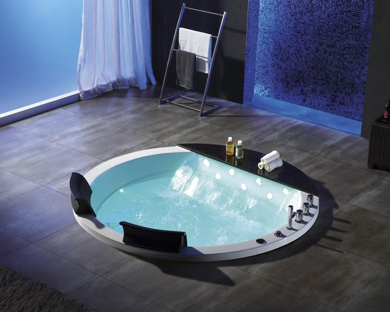 whirlpool badewanne online kaufen rund eckig. Black Bedroom Furniture Sets. Home Design Ideas